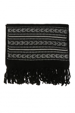 Fringe scarf od Saint Laurent